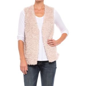 Upcountry Sherpa Faux Fur Vest